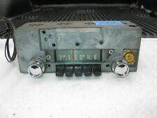 Mopar 1962 Plymouth AM Radio