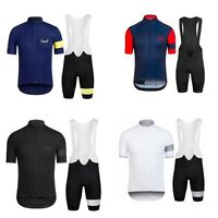 New Design Cycling Jersey Breathable Classic Bike Clothing MTB Jersey Bib Pants