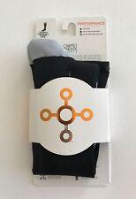 Tommie Copper Women's Otc Over The Calf Socks Compression Socks Black Size 4-6.5