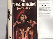 JOY FIELDING - THE TRANSFORMATION    FIRST EDITION