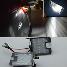 2x High Bright LED SMD Side Mirror Puddle Lights For Ford mondeo mk4 IV 07-2014