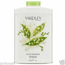 Yardley Muguet Parfumé Talc 200gr
