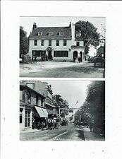 LONDON POST CARDS OF YESTERDAY OF SUTTON BOROUGH PUBLIC LIBRARIES