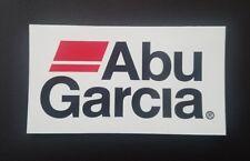 4 new Abu Garcia fishing sticker decals. Powerboat Truck tackle box