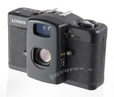 LC-A LOMO compact automat 35mm f/2.8 LOMOGRAPHY USSR vtg camera Minitar-1 lens