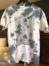 tie dye shirt Medium White And Gray