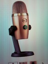 Blue Yeti Nano Premium USB Microphone for Recording and Streaming - Cubano Gold