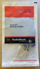 NEW! RadioShack 25 Pk. Assorted Rectifier Diodes 276-1653 2761653 *FREE SHIP*