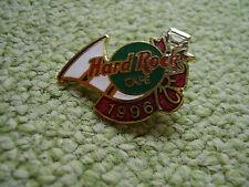 Hard Rock Cafe Pin Berlin Weihnachtsnadel Weihnachten 1996 Badge Anstecknadel