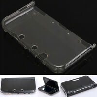 Transparent Clear Crystal Hard Shell Skin Case Cover For New Nintendo 3DS XL LL