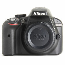 Nikon D3300 Digital SLR Camera Body Only |  24.2 MP | CMOS Sensor | Black