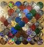 Pokemon TCG : 10x Random Mixed OFFICIAL Coin Lot - NO DUPLICATES