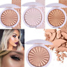 Professional New Makeup Face Powder 12 Colors Bronzer Highlighter Powder Palette