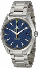 23110422103004 | New OMEGA Seamaster Aqua Terra James Bond Spectre Men's Watch