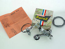 Huret Allvit Super Touring Derailleur Rear Vintage Road Bike w shifter NOS