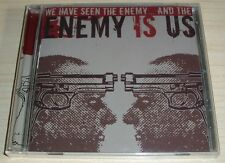 We Have Seen the Enemy... and the Enemy Is Us by Enemy Is Us CD 2005 Crash NEW
