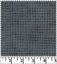 Shadow Play  Woolies  Flannel - Blue  Houndstooth F1840-B