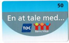 TELECARTE  50TDC BORN VILKAR