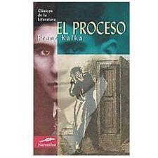 El Proceso (Clásicos de la literatura series) (Spanish Edition)  (ExLib)