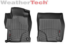 WeatherTech FloorLiner for Honda Civic Sedan - 2014-2015 - 1st Row - Black