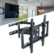 "Luxury TV Wall Mount Full Motion Articulating Swivel for 32-65"" Capacity 110 lbs"