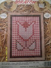 "NeedleMagic ""Tulip"" Chicken Sctratch Teneriffe Kit Size 5"" x 7"""
