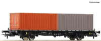 Roco 76787 HO Gauge DR Container Wagon IV