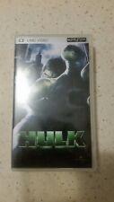 hulk film umd psp ita