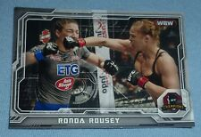Rowdy Ronda Rousey UFC 2014 Topps Champions Card #76 193 190 184 175 170 168 157