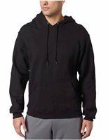 Russell Athletic Men's Dri-Power Pullover Fleece Hoodie,, Black, Size Large CVHE