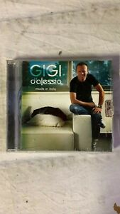 Gigi D'Alessio ~ Made In Italy ~ CD ~ 2006