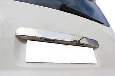 VW T5 MULTIVAN 2003-2015 Chrome Rear Trunk Lid Cover S.Steel(Single Door)
