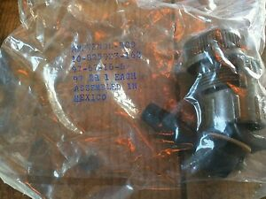 AMPHENOL CABLE CLAMP 10-825923-162 97-67-16-6 NEW 10825923162