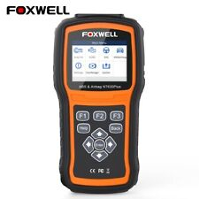 Car OBD2 Scanner ABS SRS Reset Diagnostic Tool Foxwell Automotive Code Readers