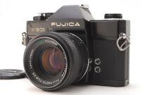 """Exc+5"" Fujica ST801 Black Film Camera Body w/ EBC Fujinon 55mm F/18 Lens D650"