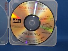 6-track DTS CD-ROM DiscTheatrical Release of Home On The Range (2004)