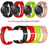 Silicone Wrist Bands Straps Bracelet For Samsung Galaxy 42mm/46mm Smart Watch