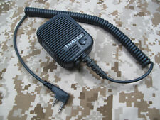 TCA Original Thales Handheld Speaker MIC PTT (Kenwood) Devgru comtac tea sordin