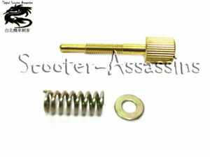 OKO SPARE PARTS, IDLE SCREW KIT for PWK 28-30mm , UK