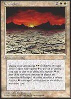 4x Drought MTG Ice Age NM Magic Regular