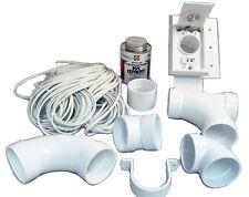 Central Vacuum Cleaner 3-Inlet Installation Kit, BI-92076