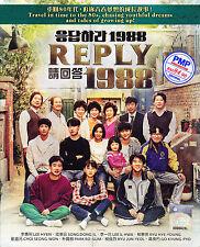 Reply 1988 Korean Drama DVD with Good English Subtitle