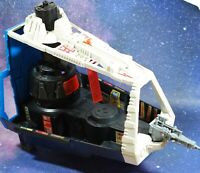 VINTAGE STAR WARS COMPLETE DARTH VADER'S STAR DESTROYER PLAYSET KENNER Works!