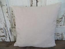 Ivory Sofest Suede Look Cushion Cover ~ Great for Mix + Matching