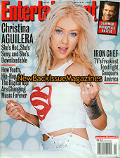 Entertainment Weekly 3/00,Christina Aguilera,March 2000,New