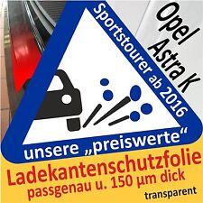 Opel Astra K Sports Tourer Ladekantenschutz Folie Lackschutzfolie Auto Schutz