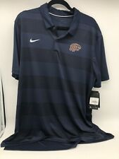 NEW Mens XL Nike UTEP Miners Early Season Polo Blue