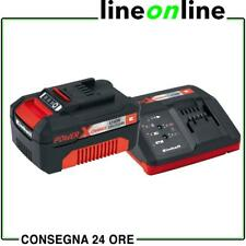 Set batteria e caricabatterie Einhell PXC Starter Kit 18V 3,0 Ah