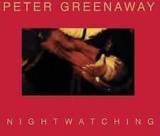 Peter GREENAWAY Nightwatching Illustrated Screenplay DIS VOIR Rembrandt