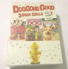 Doggone Good 3 Pack Collection - DVD, Good Boy! Firehouse Dog, Winn-Dixie